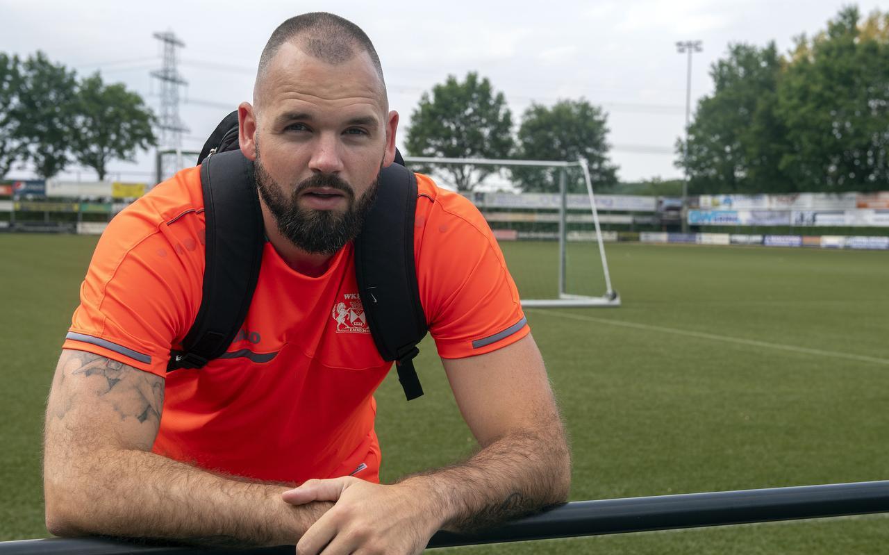 Henk Bakker: ,,Ik heb nog wel de angst dat het voetbal er helemaal uit wordt gegooid.''