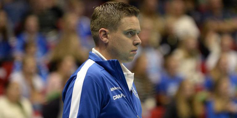 Lycurgus-coach Arjan Taaij. Foto: Archief Jan Kanning