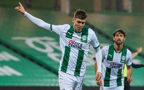 Achtergrond: FC Groningen moest rustende Strand Larsen afstaan, maar gunt jonge spits ook zijn debuut als A-international voor Noorwegen