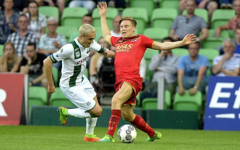 Eerste hobbel meteen een te hoge voor FC Groningen