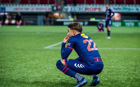 FC Emmen op rapport: 'Ze staan terecht laatste'