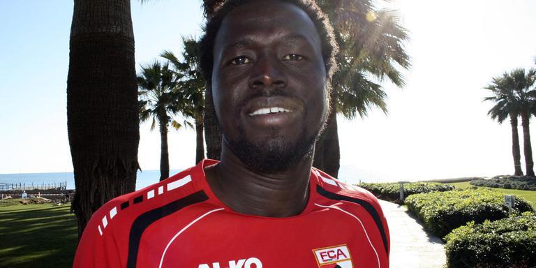 De kans is groot dat Gibril Sankoh terugkeert bij FC Groningen