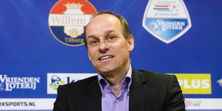 Carlos Aalbers, de opvolger van Henk Veldmate. FOTO PRO SHOTS/TOIN DAMEN