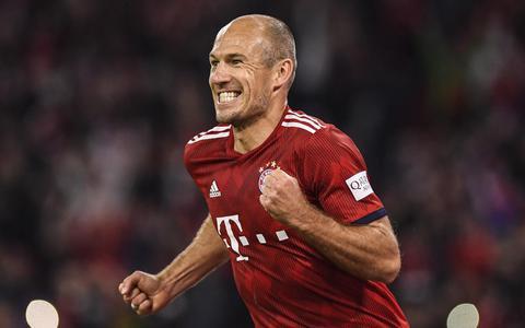 Beschouwt Robben zichzelf als een clublegende? Een interview met de man uit Bedum