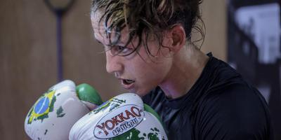 Sarèl de Jong blijft wereldkampioen.