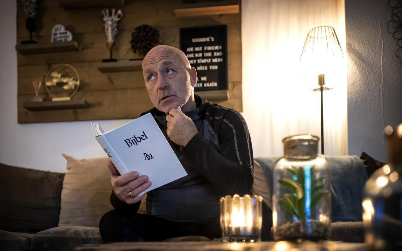 Jan van Dijk: ,,Ik had niet de kwaliteiten van Arjen Robben. Ik moest meer geven om te slagen. En daardoor deed ik ook dingen die niet door de beugel konden.''