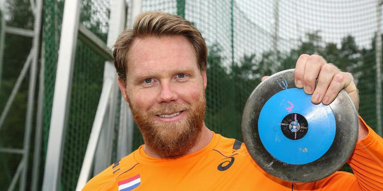 Rutger Smith: ,,Er moet vers, jong bloed in de sportorganisaties komen'' Foto: Archief/Neeke Smit