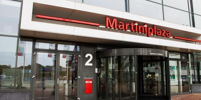 Martiniplaza is opnieuw niet beschikbaar voor Donar