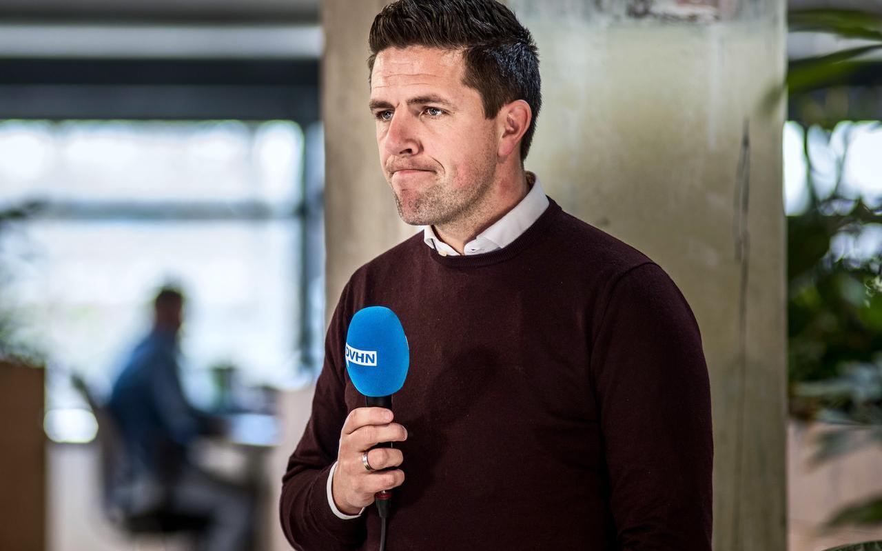 FC Groningen-directeur Wouter Gudde.
