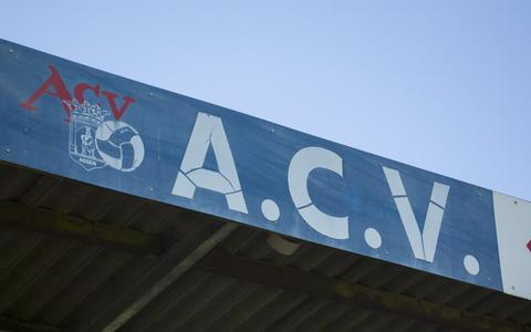 ACV op valreep naast VVOG