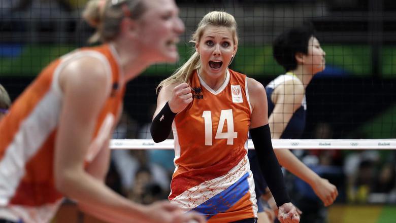 Laura Dijkema (14) speelt met Oranje in de halve fiinales op het WK