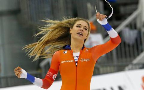 Jutta Leerdam: deze Groningse student is diva, beest en wereldkampioen in één