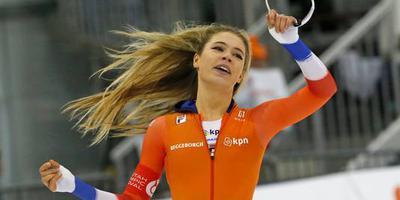 Jutta Leerdam. Foto: AP