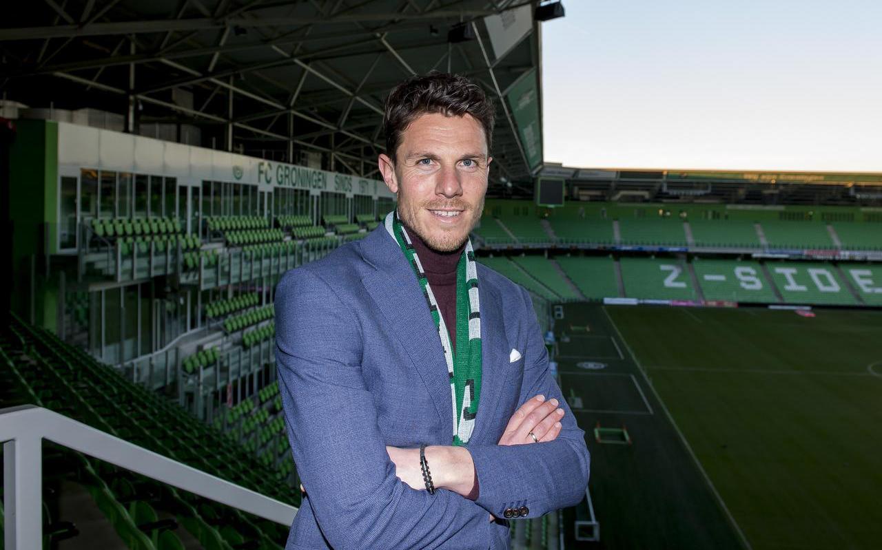 Mark-Jan Fledderus weet dat FC Groningen over één van de smalste selecties van de eredivisie beschikt. ,,Maar dat is een bewuste keuze.''