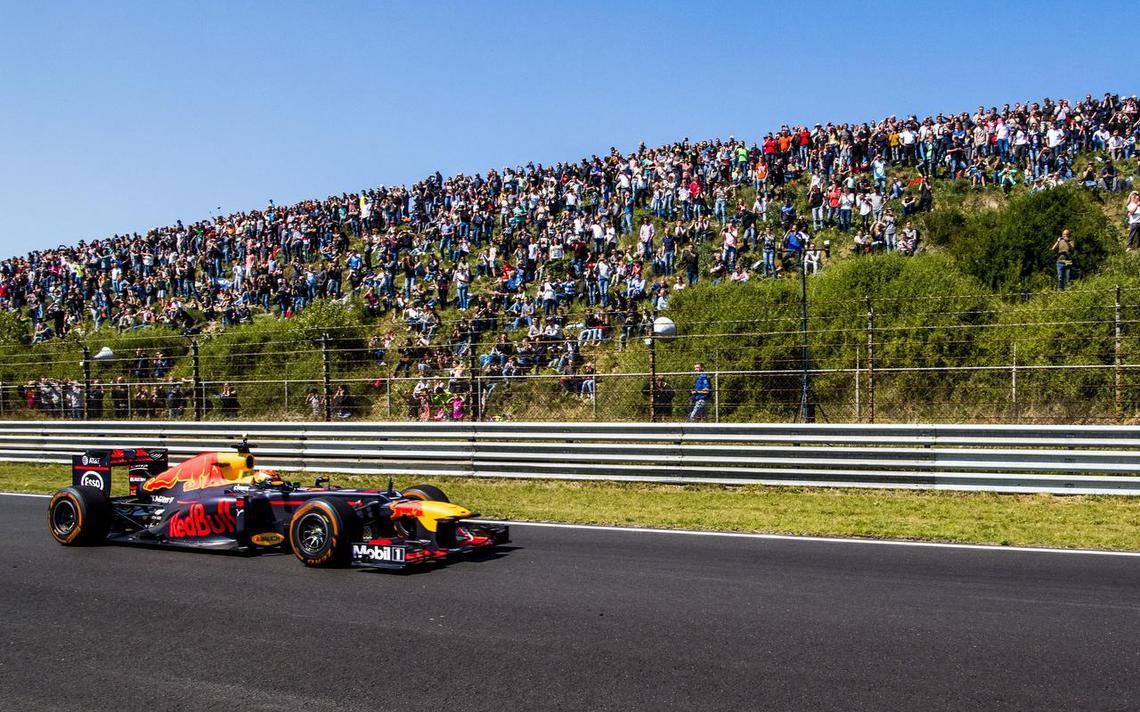 Voor Organisatie Formule 1 Is Zandvoort Op Dit Moment De