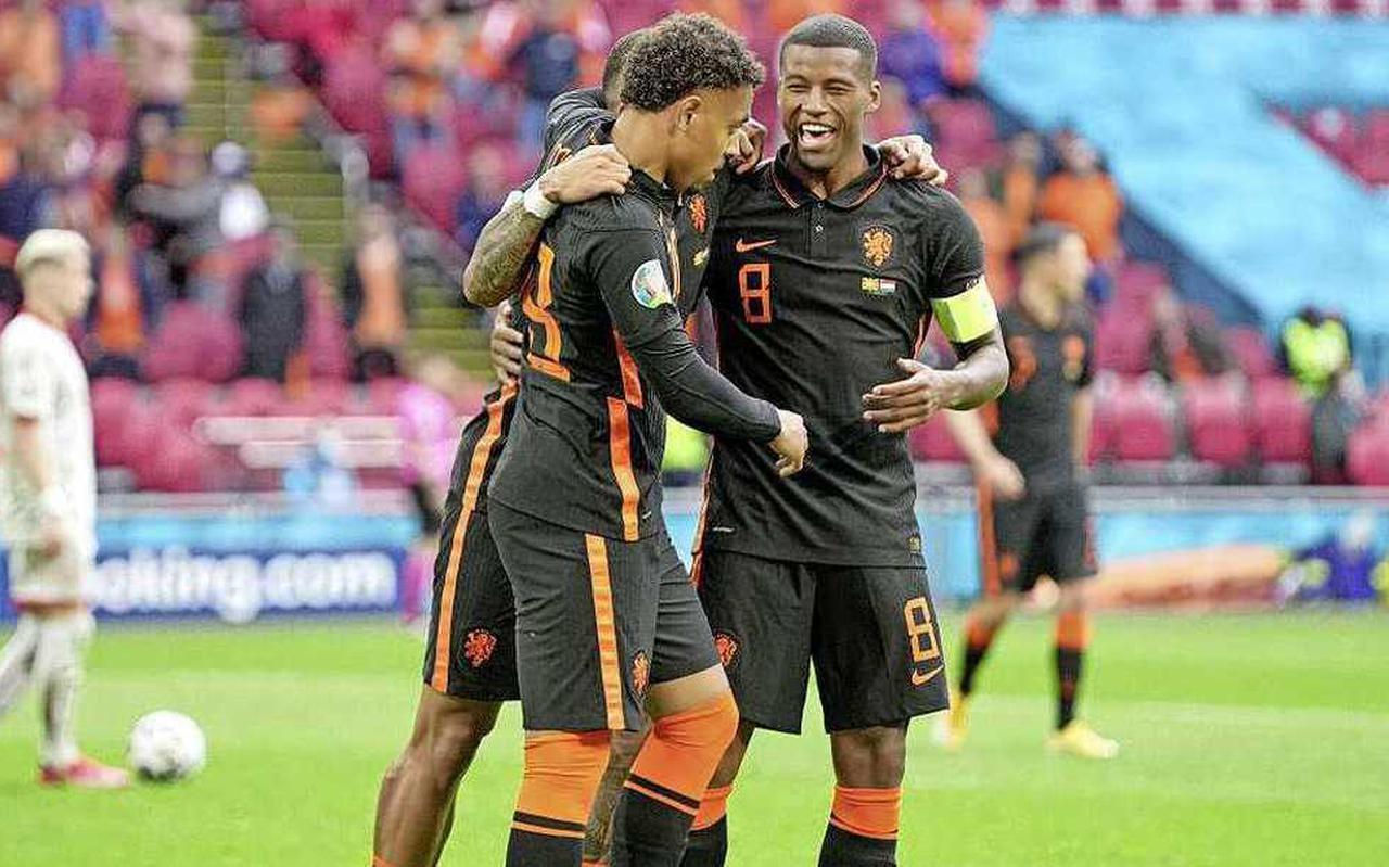 Buitenlandse Media Over Nederlands Elftal Op Ek Voetbal Oranje Heeft Zich Opgeworpen Tot Een Van De Kanshebbers Dagblad Van Het Noorden