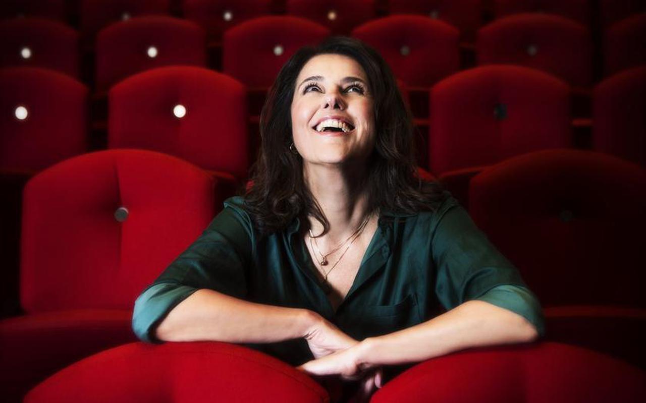 Susan Visser: ,,Ik wil gewoon naar de vreugde toe, alles doen waar ik zin in heb zonder carrièreplan, zonder me af te vragen of het goed is voor mijn imago.''