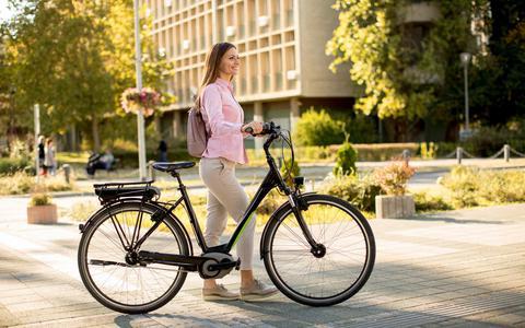 Elektrische fiets opladen. Wat kost het?
