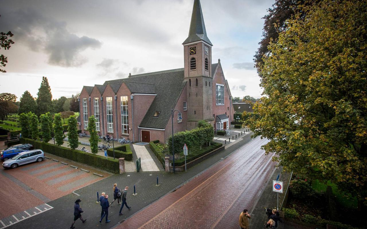 In de gemeente Staphorst is de vaccinatiegraad laag.