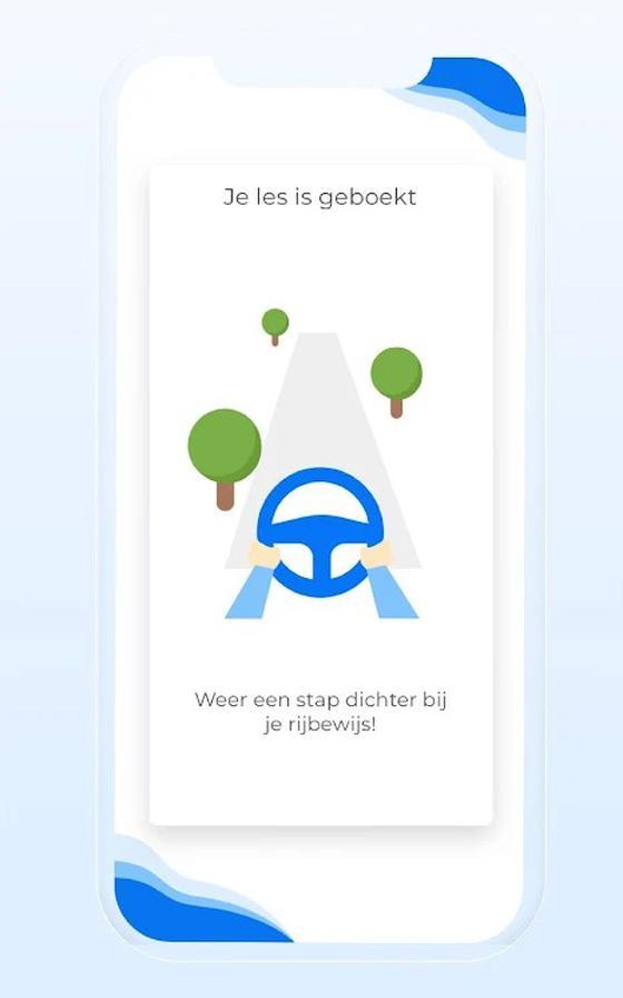 De app Clickdrive.