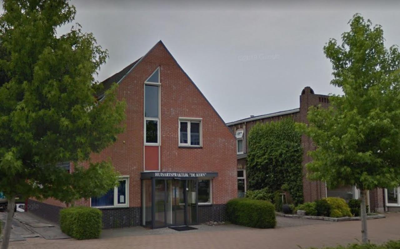 Huisartsenpraktijk De Kern in Haulerwijk.