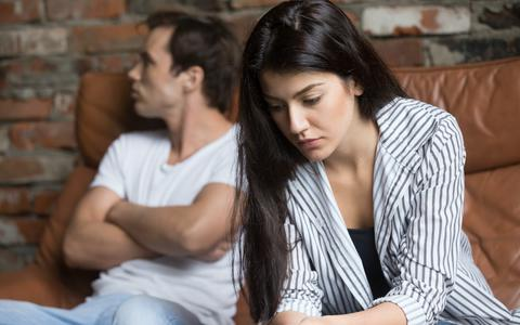 Na de zomer worden er meer scheidingen aangevraagd