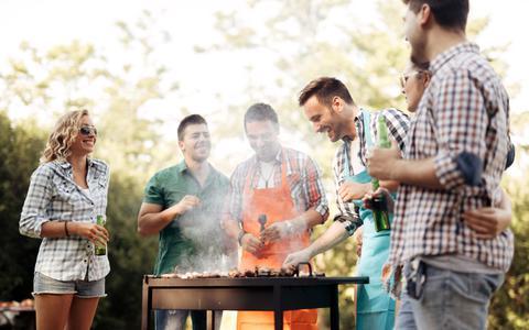 We steken steeds vaker de barbecue aan